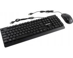 Клавиатура + мышь Defender York C-777 RU 45779