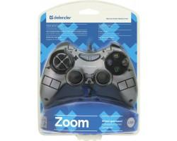 Геймпад Defender Zoom USB Xinput 64244