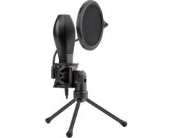 Игровой стрим микрофон Redragon Quasar 2 GM200-1 USB, кабель 1.35 м 78089