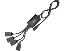 Концентратор USB 2.0 Ritmix CR-2405