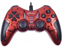 Игровой контроллер RITMIX GP-007_RED