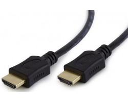 Кабель HDMI Cablexpert CC-HDMI4L-1M (1 метр, HDMI 1.4, Ethernet)