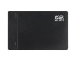 """Бокс для жесткого диска 2.5"""" AgeStar 3UB2P3 (USB 3.0)"""