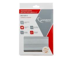 """Бокс для жесткого диска 2.5"""" Gembird EE2-U2S-5-S (USB 2.0)"""