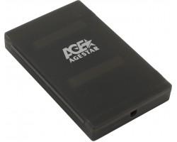 "Бокс для жесткого диска 2.5"" AgeStar SUBCP1-Black (USB 2.0)"