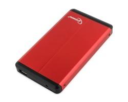 "Бокс для жесткого диска 2.5"" Gembird EE2-U3S-2-R Red (USB 3.0)"
