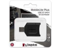Память Flash KINGSTON MLP Kingston MobileLite Plus USB 3.1 SDHC/SDXC UHS-II Card Reader EAN: 740617301793