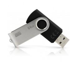 Флешка GOODRAM UTS3-0640K0R11 (64Гб, USB 3.0)