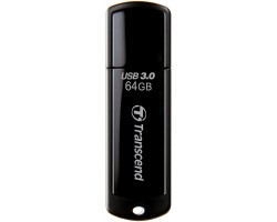Флешка Transcend JetFlash 700 (TS64GJF700) (64Гб, USB 3.0)