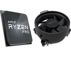 Процессор AMD Ryzen 7 PRO 4750G 100-100000145MPK мультипак + Wraith Stealth cooler (Socket AM4)