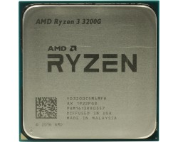 Процессор AMD Ryzen 3 3200G BOX (Socket AM4)