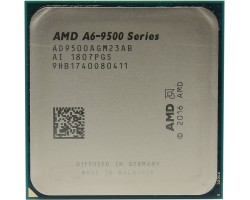 Процессор AMD A6-9500 (Socket AM4)