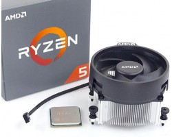 Процессор AMD Ryzen 5 1600 BOX (Socket AM4)