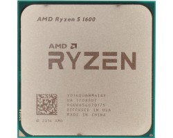 Процессор AMD Ryzen 5 1600 (Socket AM4)