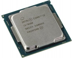 Процессор Intel Core i3-9100 (Socket LGA1151)