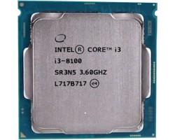 Процессор Intel Core i3-8100 (Socket LGA1151)