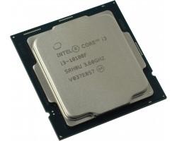 Процессор BOX Socket-1200 Intel Core i3-10100F 4C/8T 3.6/4.3GHz 6MB 65W (Без видео)