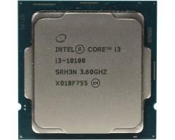 Процессор Intel Core i3-10100 BOX (Socket LGA1200)