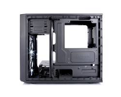 Корпус Fractal Design Focus G Mini FD-CA-FOCUS-MINI-BK-W (без БП)