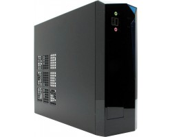 Корпус IN WIN BP655BL 200W Black (200 Вт)