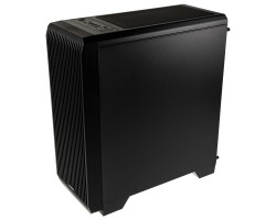 Корпус ZALMAN S2 Black Window (без БП)