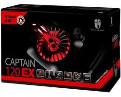Водяное охлаждение DEEPCOOL Captain 120EX DP-GS-H12L-CT120EX