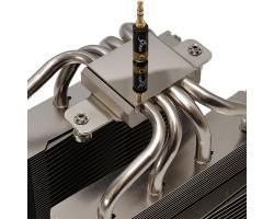 Кулер Thermalright Frost Spirit 140 (FROST-SPIRIT-140) (115x/2011/-3/2066/1200/AM4, 1500RPM MAX, 25.6dBA, 77.8CFM MAX, Al-Cu+4HP, 4-pin) RTL