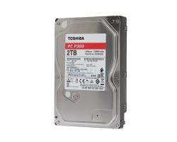 "Жесткий диск 3.5"" 2Тб TOSHIBA P300 HDWD220UZSVA"