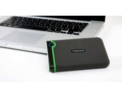 "Жесткий диск внешний TRANSCEND TS4TSJ25M3S TRANSCEND StoreJet 25M3 4TB, 2.5"", micro USB to USB Type A, USB 3.1 Gen 1"