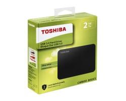 Внешний жесткий диск TOSHIBA Canvio Basics HDTB420EK3AA 2Тб