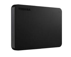 Внешний жесткий диск TOSHIBA Canvio Basics HDTB410EK3AA 1Тб