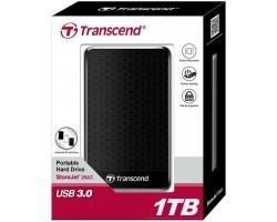 Внешний жесткий диск Transcend StoreJet 25A3 (TS1TSJ25A3K) 1Тб