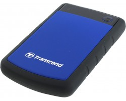 Внешний жесткий диск Transcend StoreJet 25H3 (TS1TSJ25H3B) 1Тб