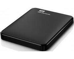 Внешний жесткий диск WD Elements Portable WDBUZG0010BBK 1Тб