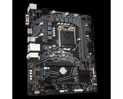 MB Gigabyte H510M H Soc-1200 (H510) PCI-Ex16 PCI-Ex1 COM Ultra M.2 2xDDR4 3200Mhz VGA+HDMI mATX RTL