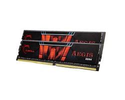 Оперативная память DDR4 16Гб 2666МГц G.Skill Aegis F4-2666C19D-16GIS