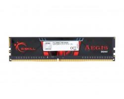 Оперативная память DDR4 8Гб 2666МГц G.Skill Aegis F4-2666C19S-8GIS