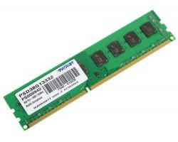 Оперативная память DDR3 8Гб 1333МГц PATRIOT PSD38G13332