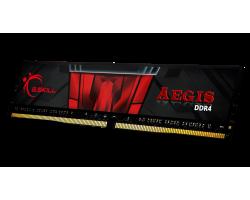Оперативная память DDR4 16Гб 2666МГц G.Skill Aegis F4-2666C19S-16GIS