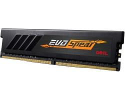 DDR IV 8Gb PC-25600 3200MHz GeIL Orion RGB Titanium Grey (GOSG48GB3200C16ASC) CL16 RTL