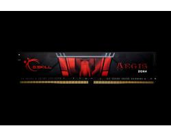 Оперативная память DDR4 16Гб 2400МГц G.Skill Aegis DDR4 F4-2400C17S-16GIS