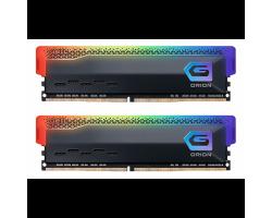 DDR IV 16Gb KiTof2 PC-25600 3200MHz GeIL Orion RGB Titanium Grey (GOSG416GB3200C16ADC) CL16 RTL