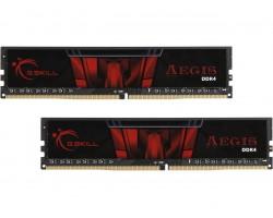 Оперативная память DDR4 16Гб 3000МГц G.Skill Aegis F4-3000C16D-16GISB