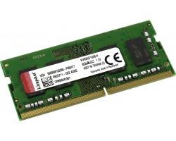Оперативная память SODIMM DDR4 4Гб 2666МГц Kingston KVR26S19S6/4