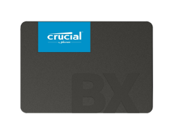 "Накопитель SSD 240 Гб SATA Crucial BX500 CT240BX500SSD1 (3D TLC, 2.5"")"