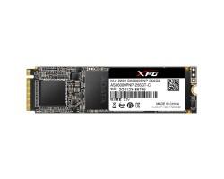 Накопитель SSD 256 Гб M.2 PCI-Express ADATA XPG SX6000 Pro ASX6000PNP-256GT-C (3D TLC, M.2 Type 2280 M Key)