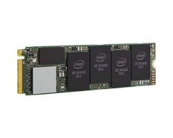 Накопитель SSD 2 Тб M.2 PCI-Express Intel 660p SSDPEKNW020T801 (3D QLC, M.2 Type 2280 M Key)