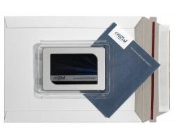"Накопитель SSD 500 Гб SATA Crucial MX500 (CT500MX500SSD1) (TLC, 2.5"")"