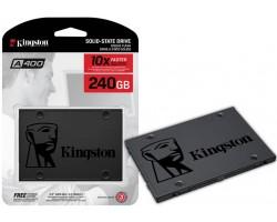 "Накопитель SSD 240 Гб SATA Kingston A400 SA400S37/240G (TLC, 2.5"")"