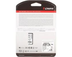 "Накопитель SSD 480 Гб SATA Kingston A400 SA400S37/480G (TLC, 2.5"")"